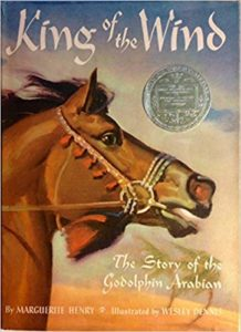 King of the Wind book cover