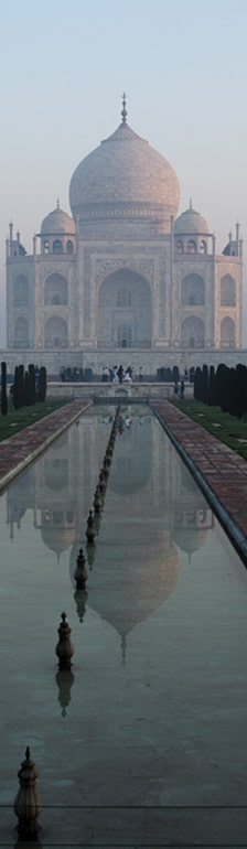 Photo of the Taj Mahal by Dan Searle