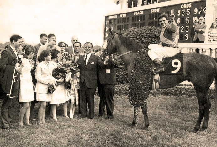 Who Won the 1968 Kentucky Derby?